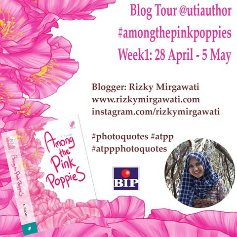 Blog Tour Among The Pink Poppies
