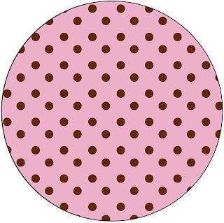 kit marrom e rosa