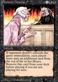 WOTC files lawsuit against Cryptozoic demonic attorney