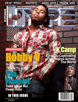 K Camp Covers The Hype Magazine