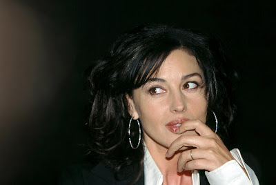 Monica Bellucci great look