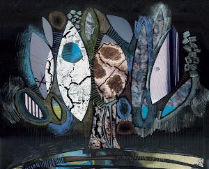Collage de tapa