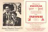 XIII Feria Internacional de Muestras de Barcelona 1945. Industria Fotoquímica Nacional S.A.
