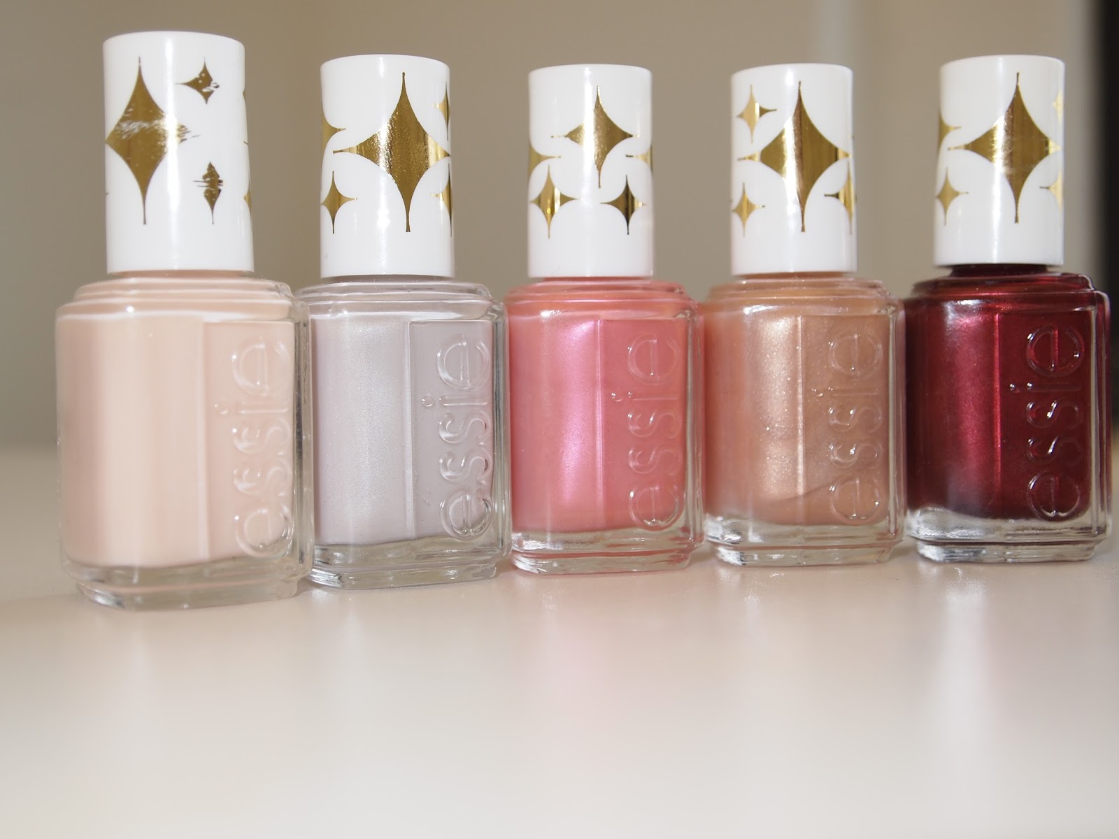 Beauty By Benz: Essie Retro Revival Collection