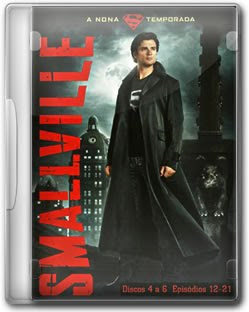 Smallville 9ª Temporada Completa DVDrip Dual Audio