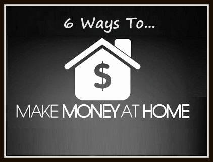 6 simple ways to earn money from home