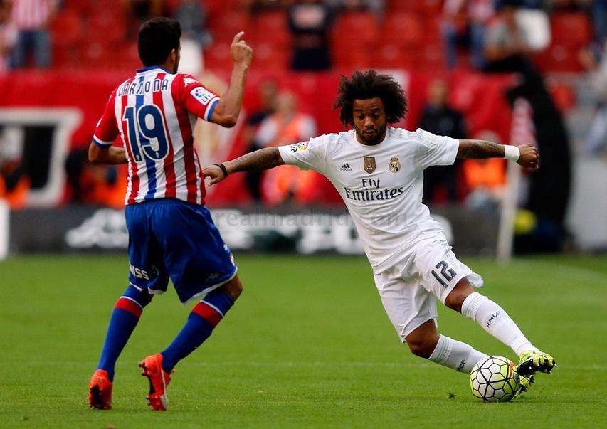 Hasil Pertandingan Real Madrid pekan pertama La Liga