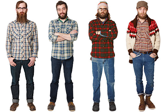 http://gearjunkie.com/the-rise-of-the-lumbersexual