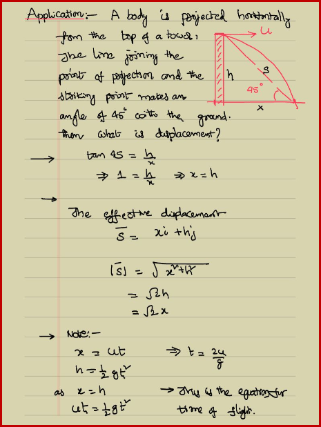 """physics projectile problem Projectile motion we see one dimensional motion in previous topics now, we will try to explain motion in two dimensions that is exactly called """"projectile motion"""" in this type of motion gravity is the only factor acting on our objects we can have different types of projectile type for example, you throw the ball straight upward, or you kick a ball and give it a speed at an angle to the."""