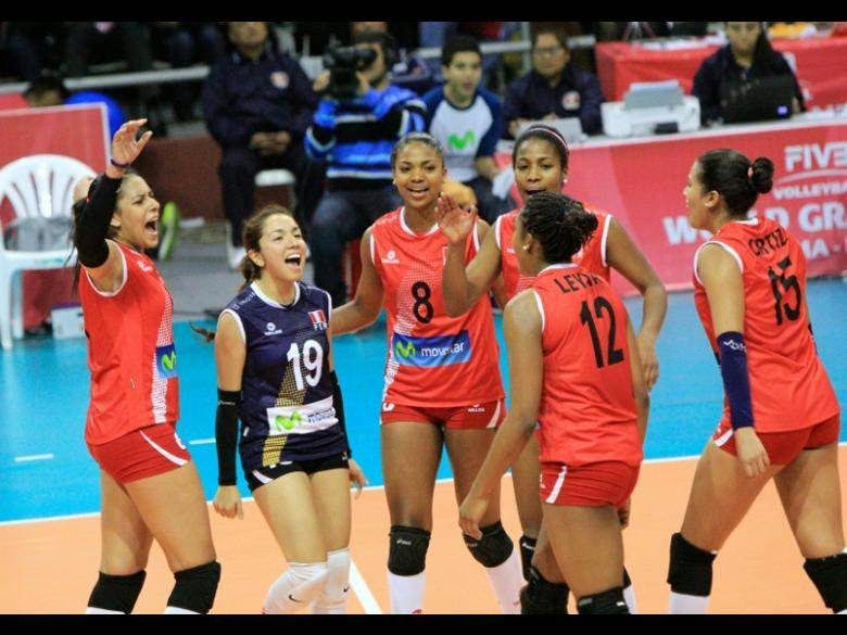 Perú-Chile-Sudamericano-Voleibol-Femenino