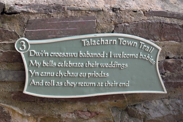 Laugharne Town Trail