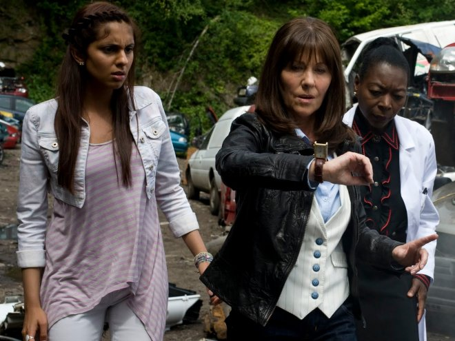 Investigate The Sarah Jane Adventures