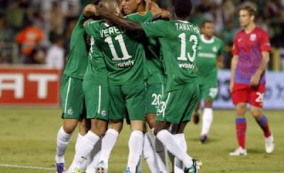 Maccabi Haifa 5- 0 Steaua Bucuresti (1)