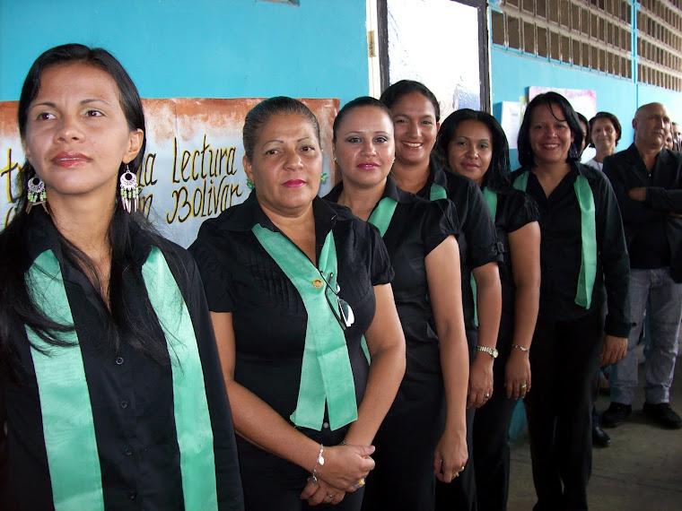 Equipo de Coordinadores Docentes del Municipio