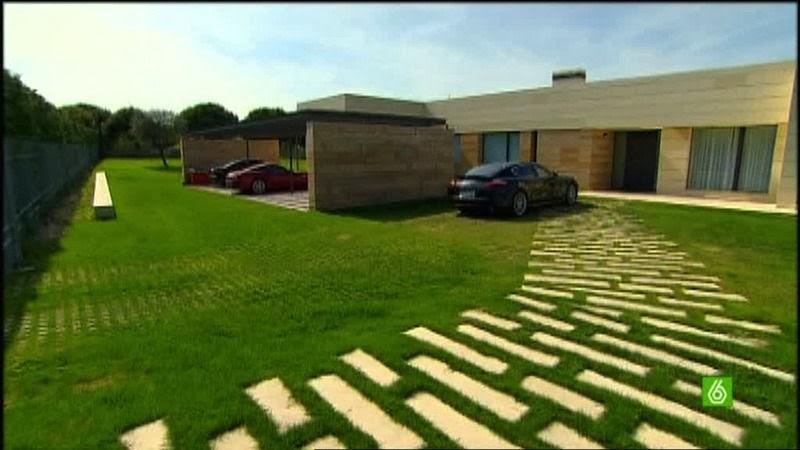 "Casa de Cristiano Ronaldo en urbanización "" La Finca"""