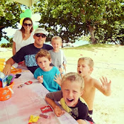 Bobby, Nicole, Gavin, Micah and Makana
