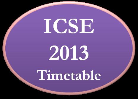 Zica 2013 Exam Timetable 2015 | Personal Blog