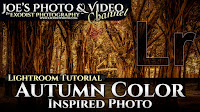 Creating A Autumn Color Inspired Photo | Lightroom 6 & CC Tutorial