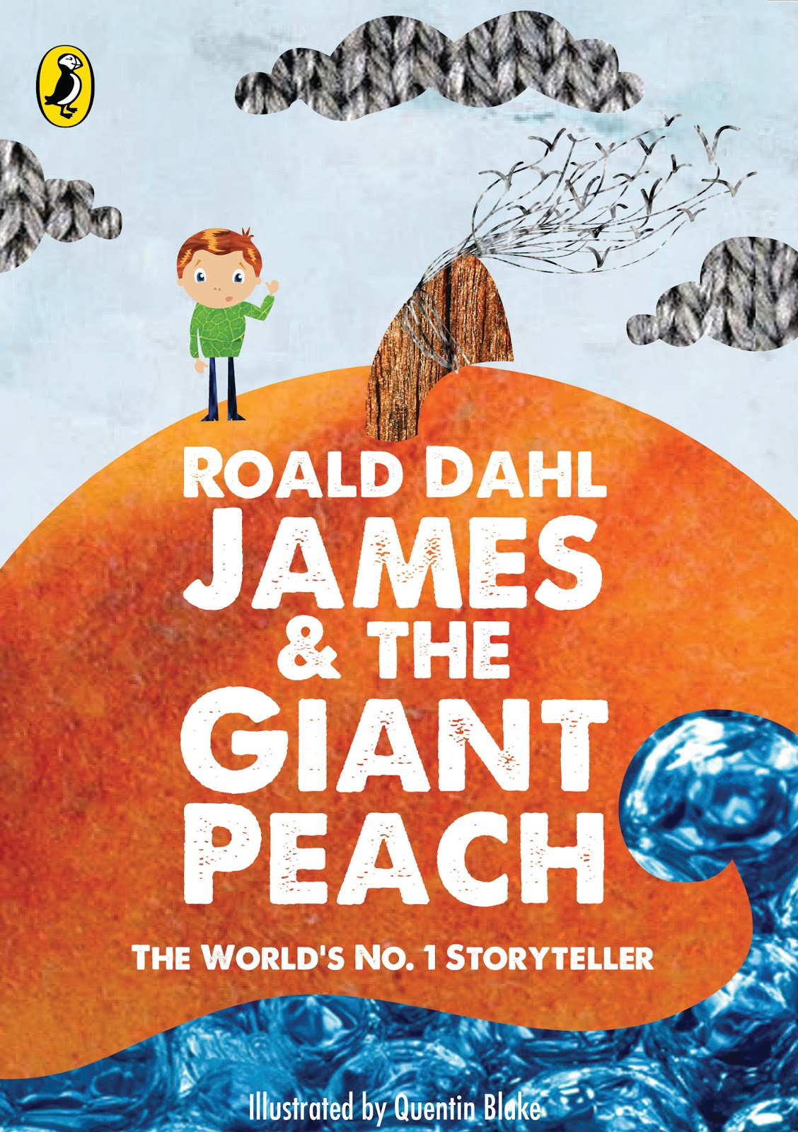 transforming james and the giant peach James and the giant peach, adapted from the roald dahl storybook, is  imaginative,  a tunnel appears in the peach and james (suddenly transformed  into a.