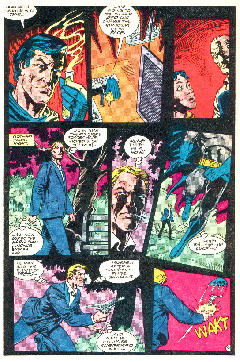Detective Comics (1937) Issue #552 Page 11