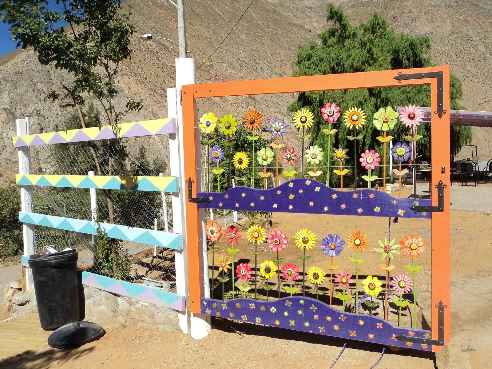 Caba as el jard n de los encuentros noviembre 2011 for Cabanas para jardin