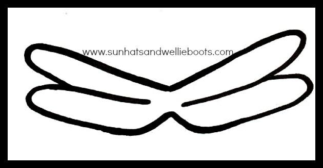 sun hats wellie boots hovering dragonflies butterflies bees