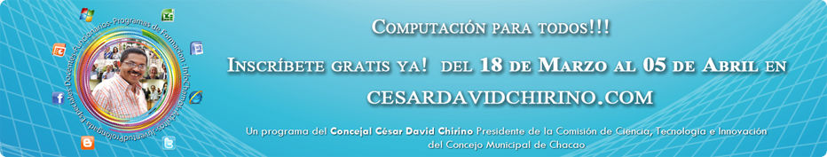 Portal de Csar David Chirino