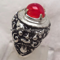 Batu Permata Natural Merah Ruby