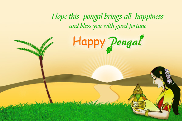 Best Happy Pongal Quotes HD Images for free download