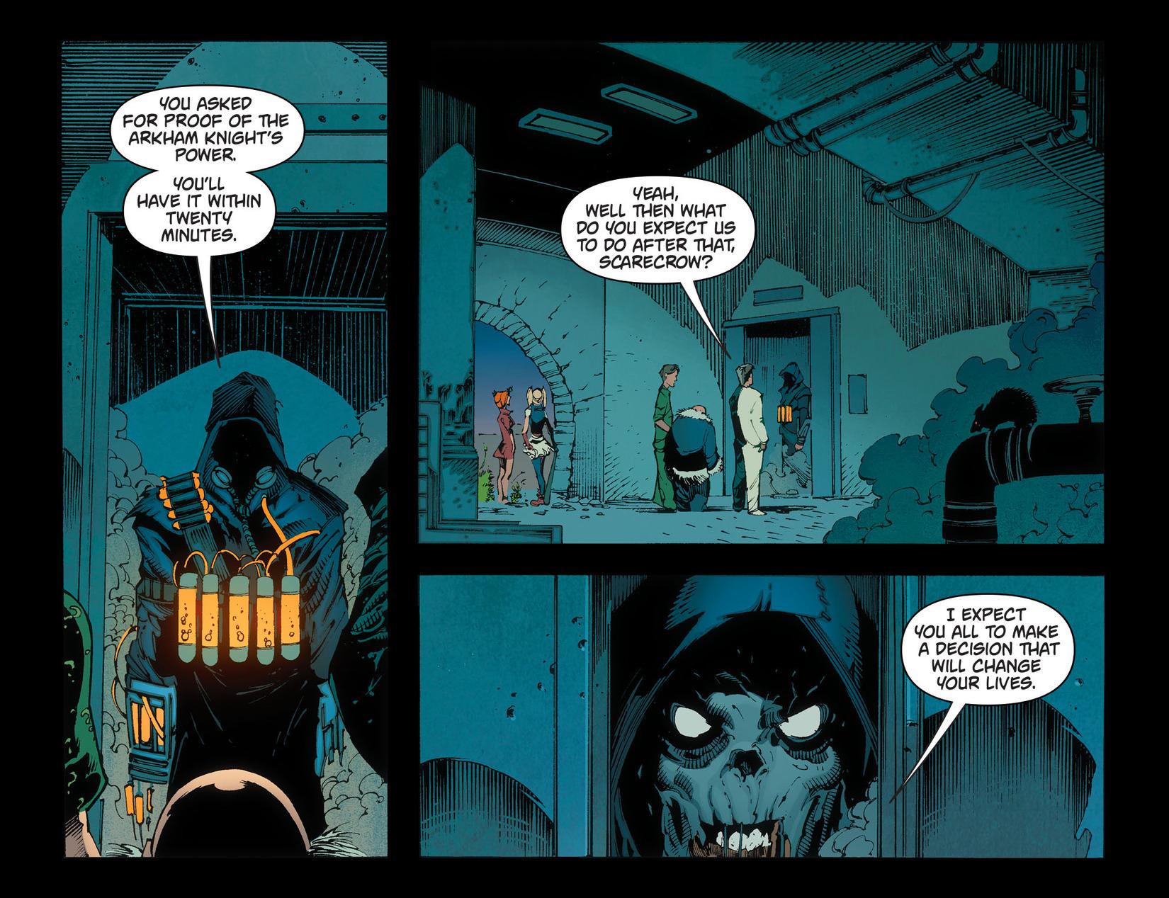 Batman: Arkham Knight [I] Issue #38 #40 - English 3