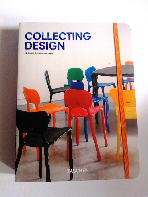 capa livro Collecting Design