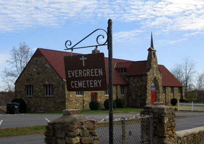 Evergreen Cemetery, Greene County, Virginia