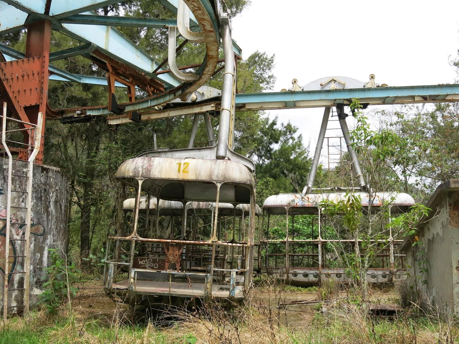 Al estilo majarete: Ruta #1: Las cabinas del tiempo
