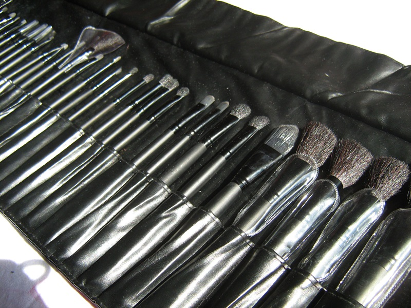 32 pieces brush set ebay review