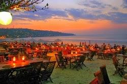 Pantai pantai terpopuler di Bali