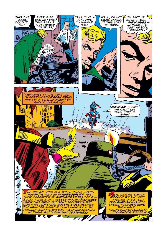 Captain America (1968) Issue #128 #42 - English 6
