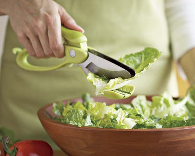Best Gadgets For Salad Preparation - Salad Scissors