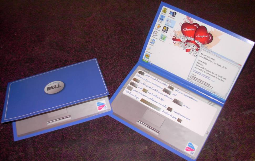 Ravindra Shetty Software Engineer Wedding Invitation – Wedding Invitation Card Software