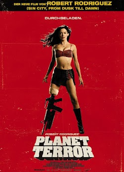Lệnh Hủy Diệt - Planet Terror (2007) Poster