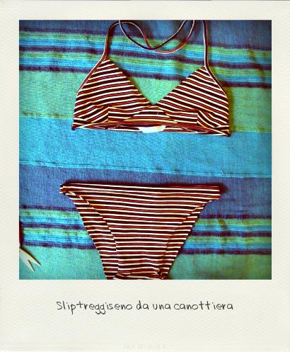 Bikini fai da te