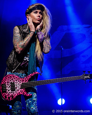 Steel Panther at The Sound Academy May 22, 2015 Photo by John at One In Ten Words oneintenwords.com toronto indie alternative music blog concert photography pictures