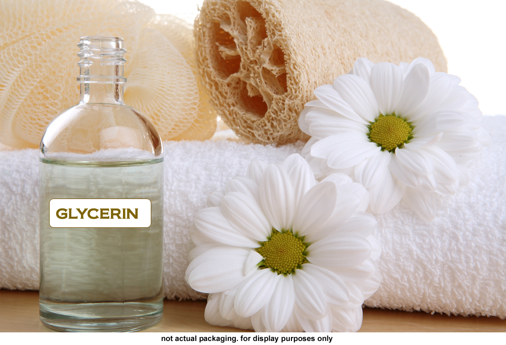 used Vegetable Glycerin during the winter!!!!!