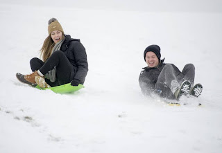 winter snow, snow games, snow sports, snow sled, snowskate
