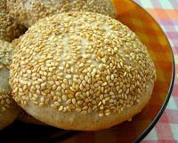 Pão de Hambúrguer (vegana)