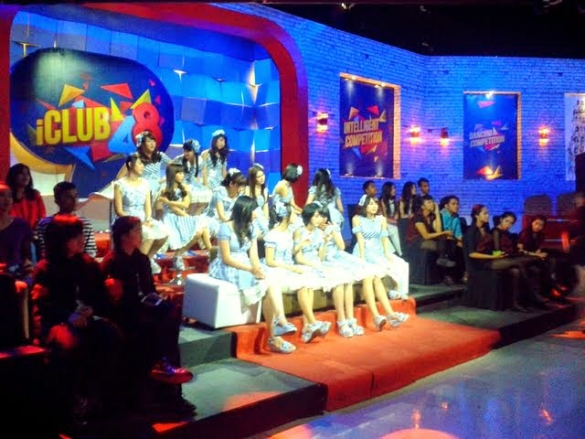 """""""iClub48"""", Variety Show Baru dari JKT48. Segera Tayang di NET."""