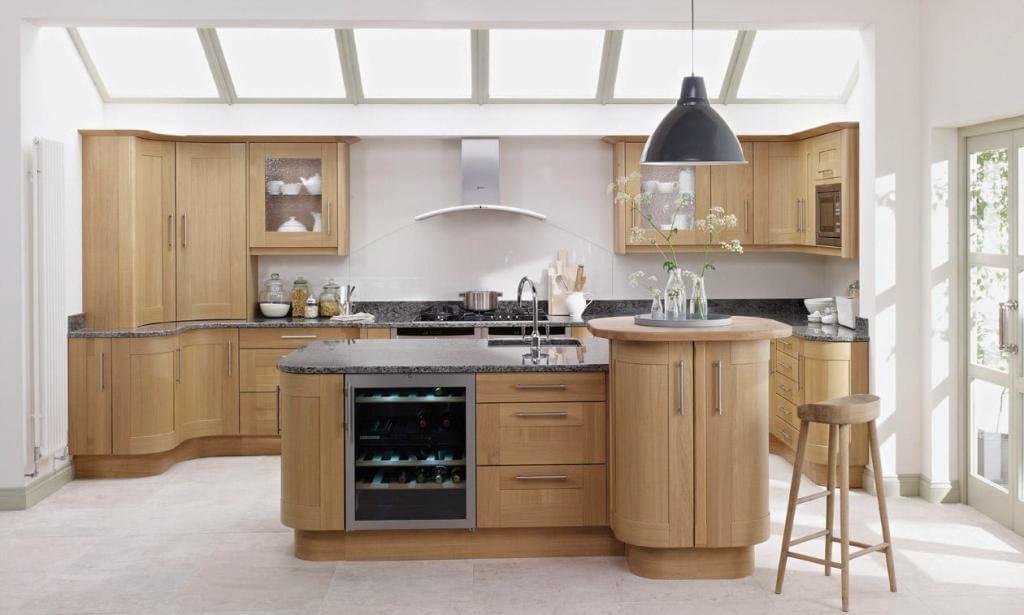 30 modelos de mesas y barras para cocinas de todos los for Ultimos modelos de cocinas