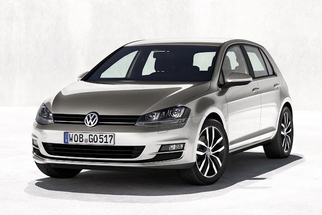 Novo Volkswagen Golf 2013