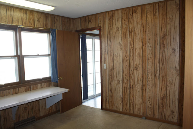 Diary Of The Ugly House Lets Talk About Wood Paneling