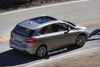 BMW Serie 2 Tourer