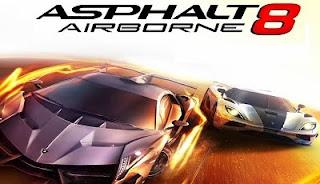 تحميل لعبة اسفلت 8 للاندرويد Asphalt 8: Airborne